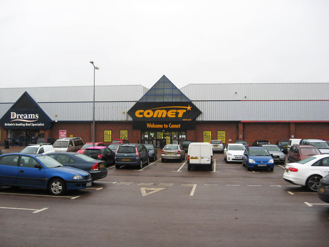Comet, Unit 8 Gallagher Retail Park, Tewkesbury Road, Cheltenham