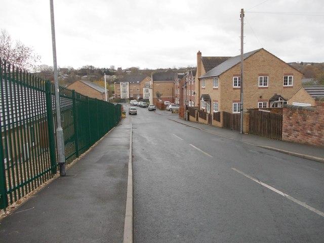 Upper Carr Street - Bradford Road