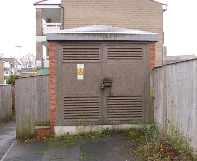 Electricity Substation No 47120 - Radulf Gardens