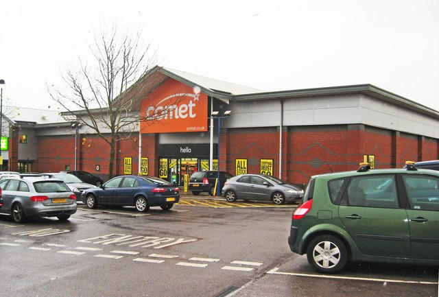 Comet, Unit 2 Metz Way, Eastbrook Road, Gloucester