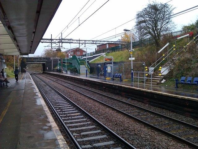 Heald Green station