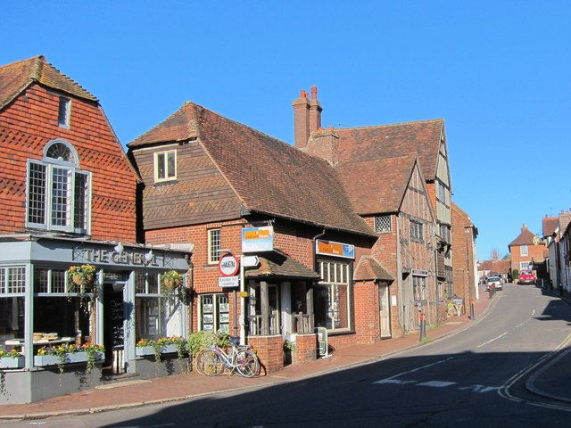High Street, Ditchling