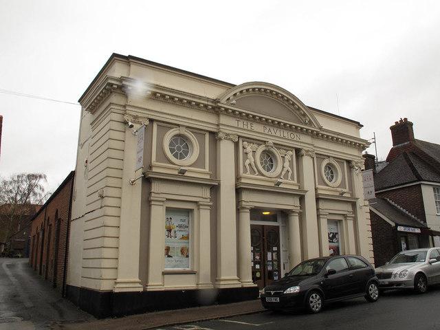 Hailsham Pavilion, George Street