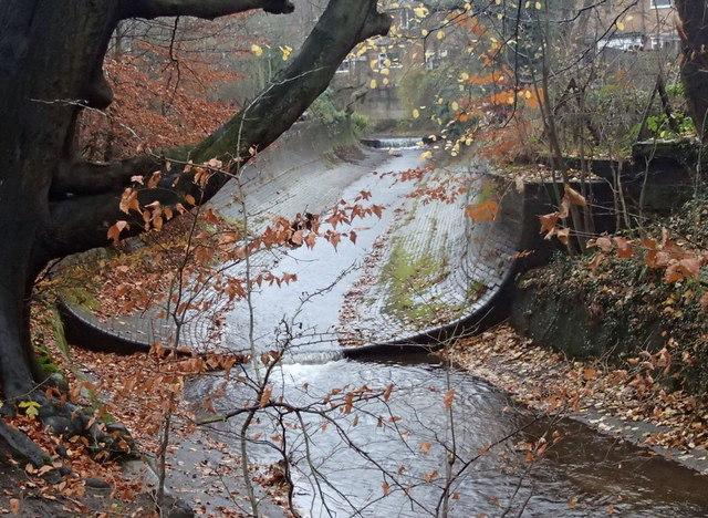 Aqueduct, Oldhay Brook
