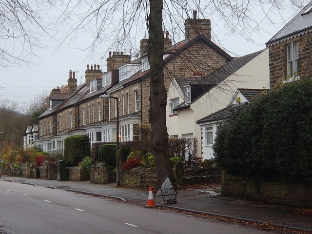 Houses on Totley Brook Road