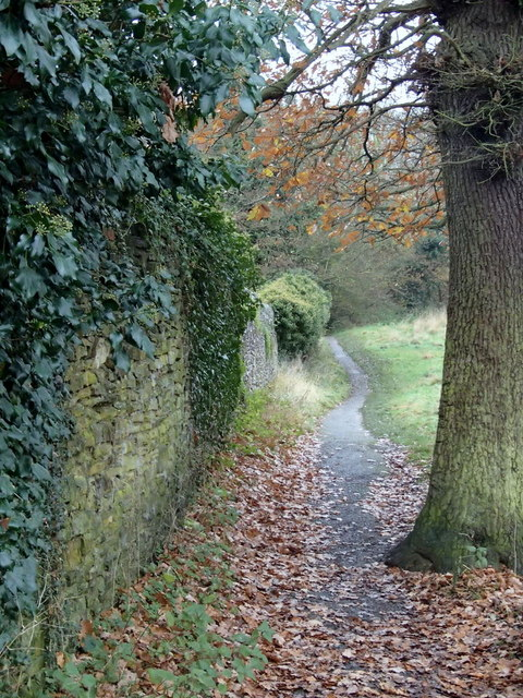 Footpath to Hillfoot Road
