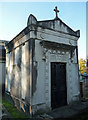 TQ3272 : JS Schilizzi's mausoleum, Greek Orthodox Cemetery, West Norwood Cemetery by Stephen Richards