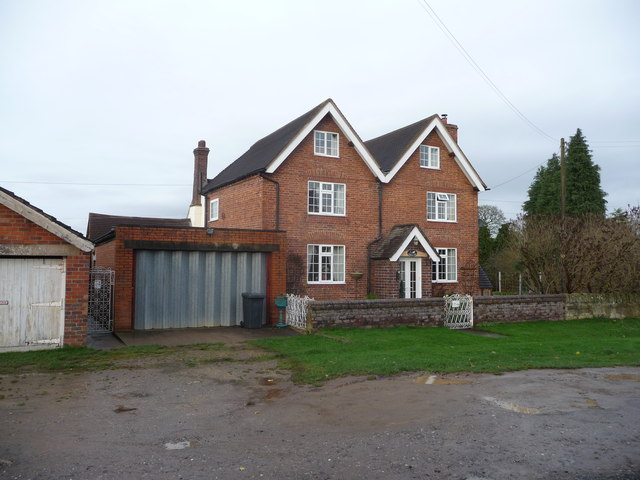 Arbour Farm, Pound Green in the Wyre Forest
