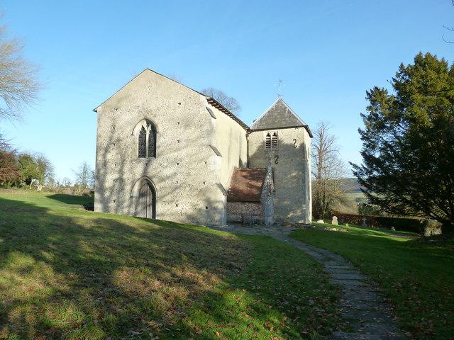 Church of St Mary Stoughton