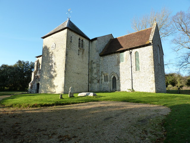 Church of St Mary Stoughton