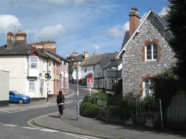Fore Street, Kingsteignton