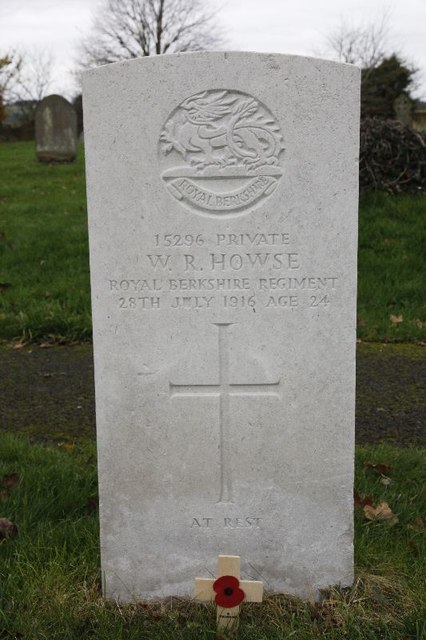 Private W.R.Howse