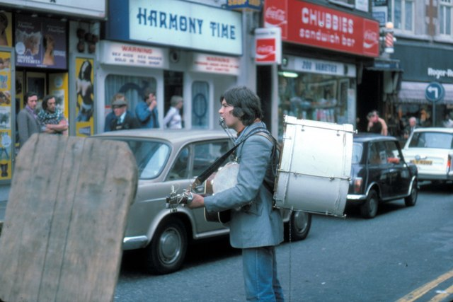 London, Brewer Street - 1975