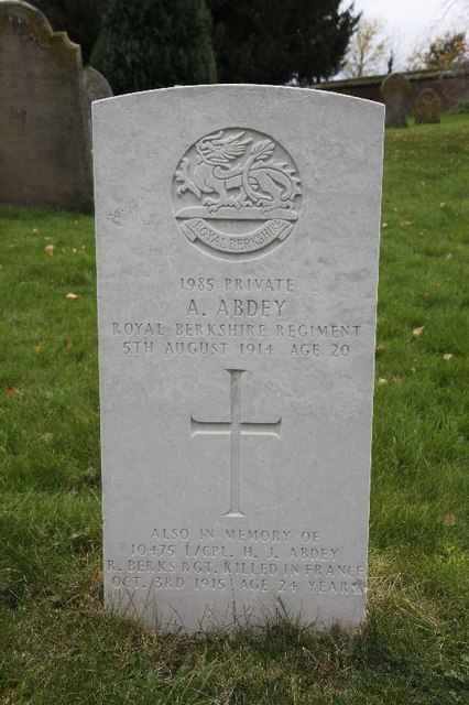 Private A.Abdey