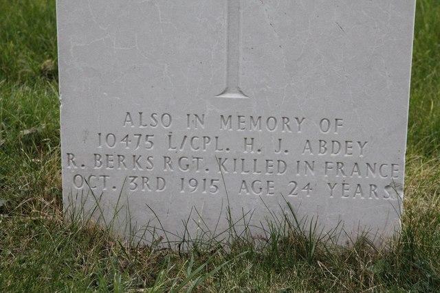 L/CPL.H.J.Abdey