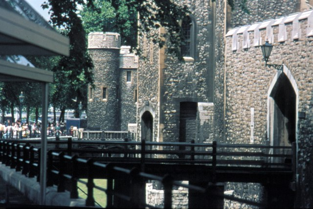 London, Tower of London - 1975