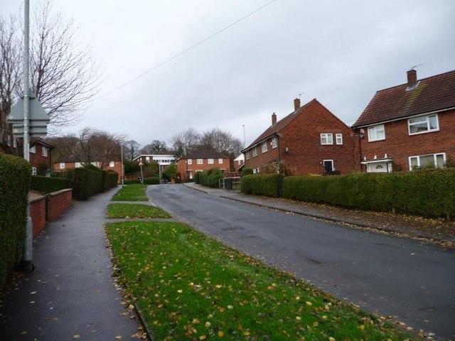 Barncroft Rise, Leeds