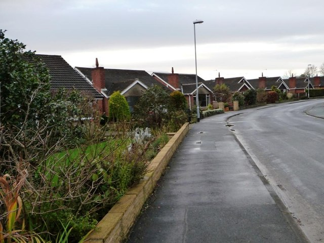 Bungalows on Richmondfield Lane