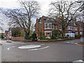 SP0882 : Junction of Oxford Road and School Road by David P Howard