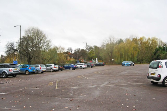 Gloucester Road Car Park, Tewkesbury