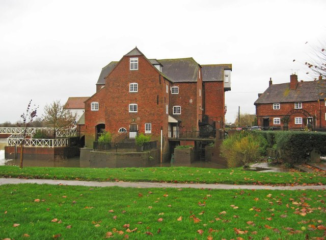 Abbey Mill (1), Mill Street, Tewkesbury
