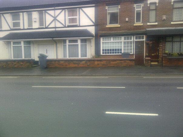 House  number 400 Leek Road