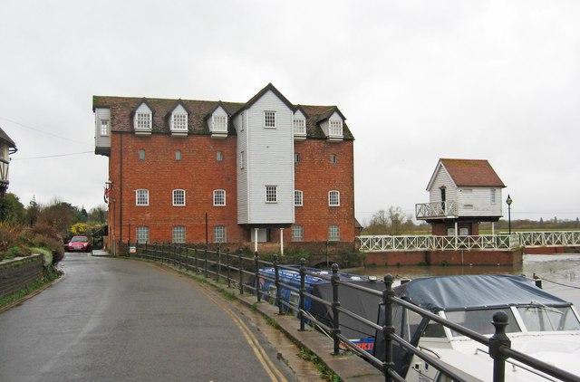 Abbey Mill (4), Mill Street, Tewkesbury