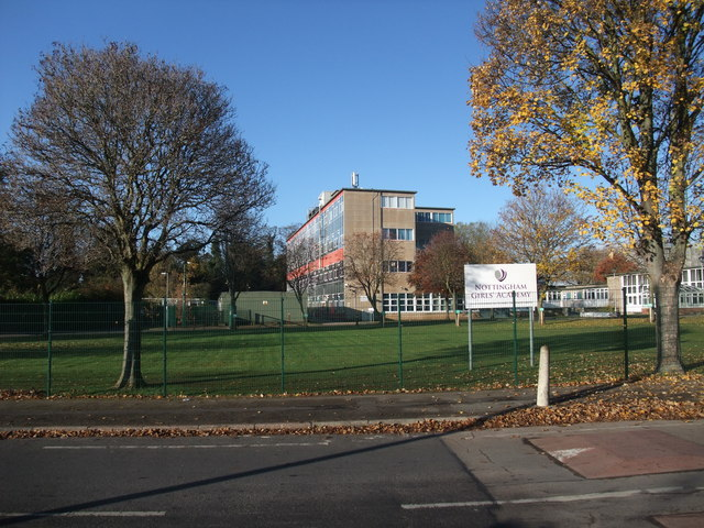 Nottingham Girls Academy, Robin's Wood Road, Aspley