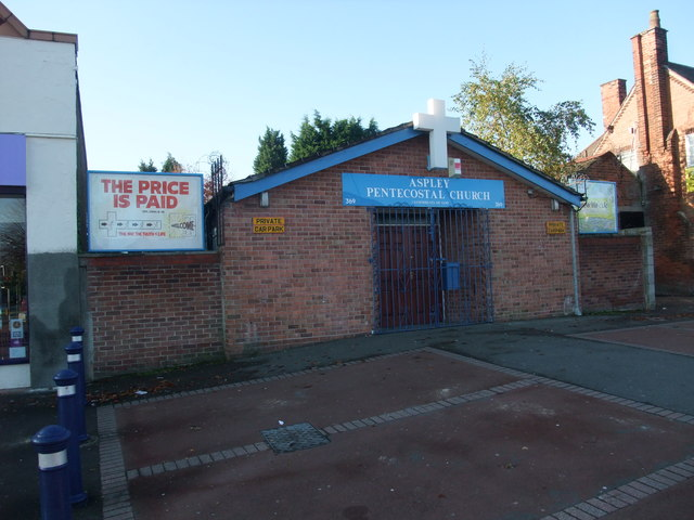Aspley Pentecostal Church