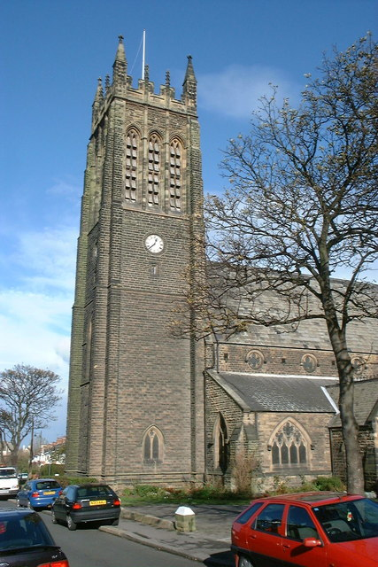 Emmanuel Church, Saltburn