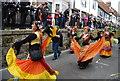 TQ8209 : Colourful dancers by N Chadwick