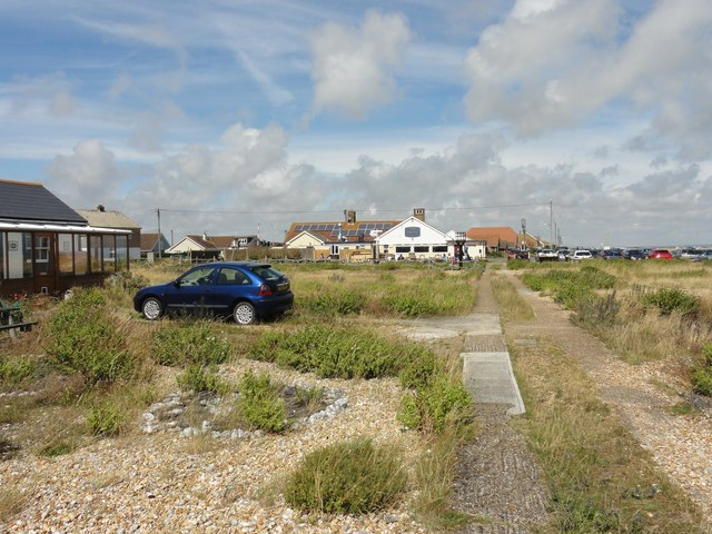 Lydd-on-Sea, Battery Road, The Pilot Inn