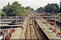 TL0604 : Apsley station, 1991 by Ben Brooksbank