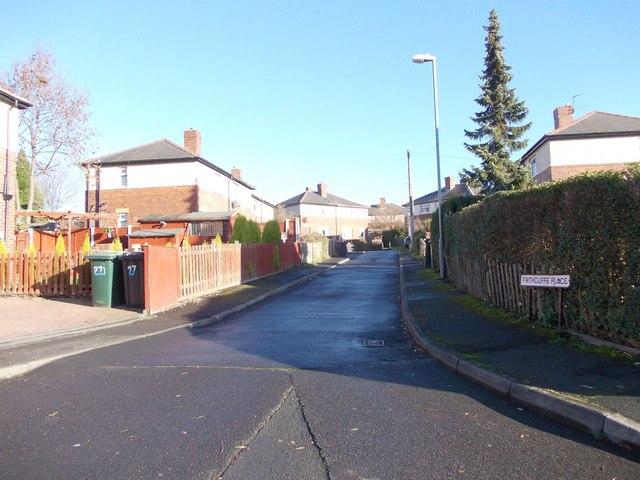 Firrthcliffe Place - Firthcliffe Grove