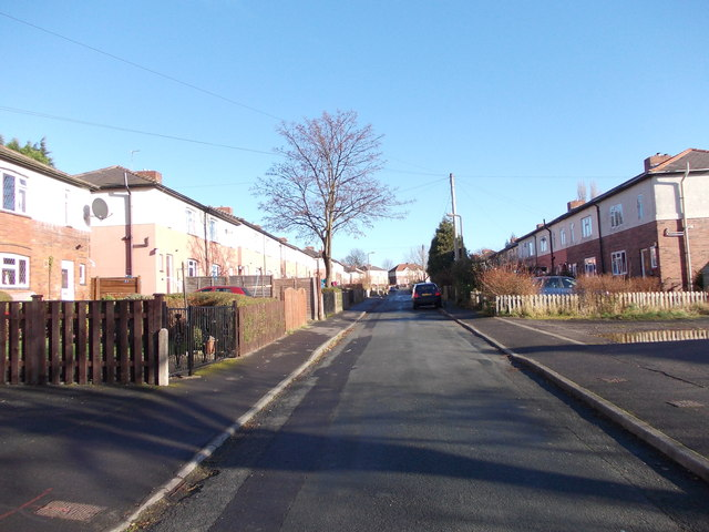 Stubley Road - Prospect Road