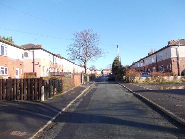 Stubley Road - Prospect Road