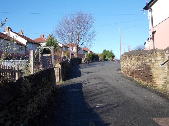 Prospect Road - Leeds Road