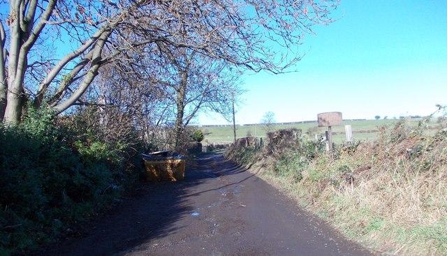 Stubley Farm Road - Leeds Road