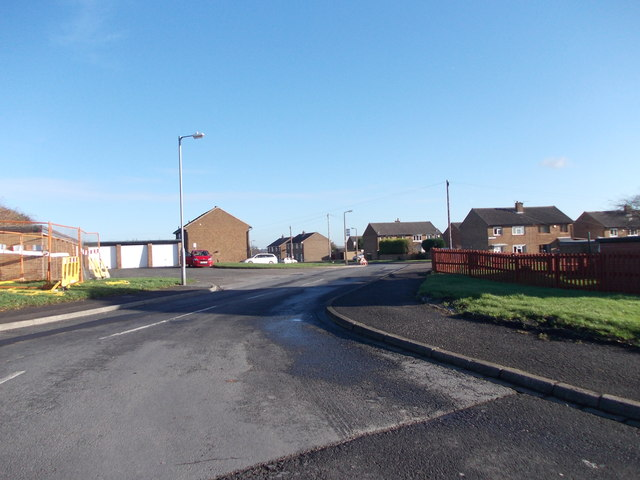 Leeside Road - Priestley Avenue