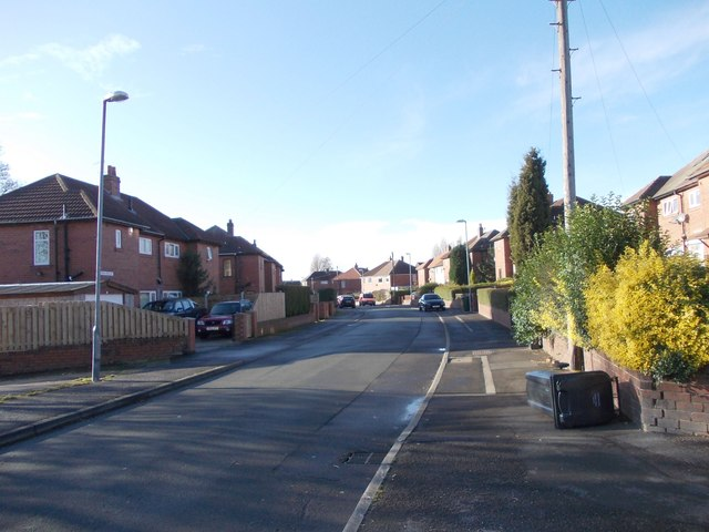 Bevor Crescent - Priestley Avenue