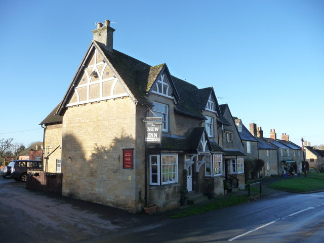 The New Inn, Main Street, Willersey, Worcestershire