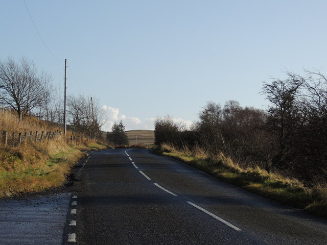 Road to the Barr (B734)