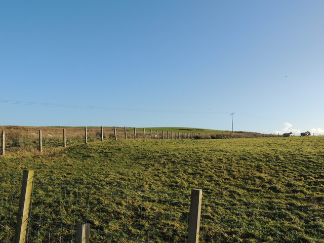 Farmland near the Lanes