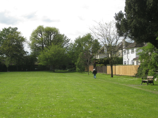 Northwest corner of Oakford Lawn