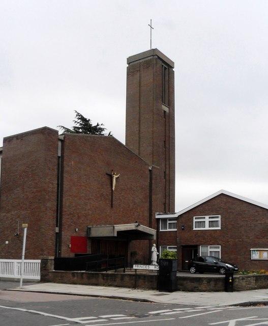 St. Francis de Salles, Hampton Hill