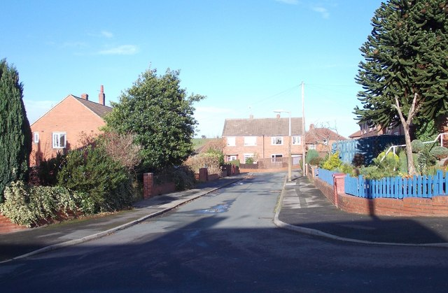Rhodes Avenue - Hadfield Road