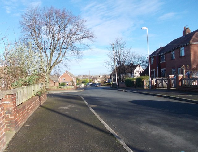 Royd Avenue - Hadfield Road