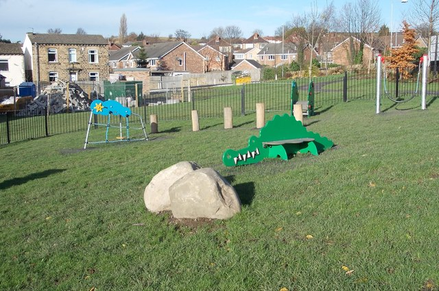 Play Area - Nunroyd