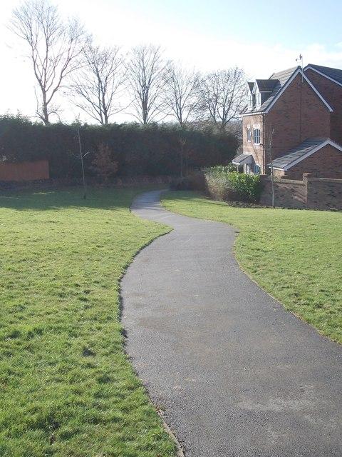Footpath - Nunroyd
