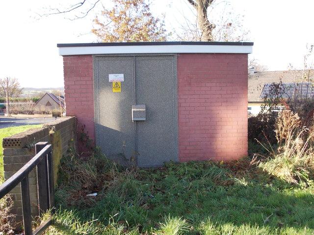 Electricity Substation No 1667 - Dale Lane
